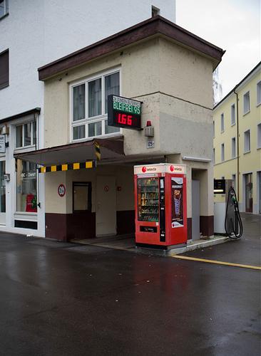 TankstelleSihlfedlstrasse