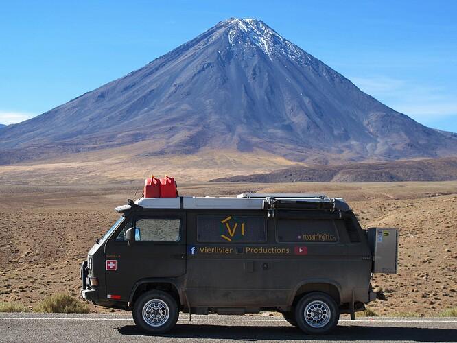 Licancabur Chile