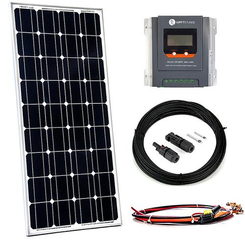 100w-solar-inselanlage-bausatz-wattstundez-20a-100v-mppt-solar-laderegler-wsl20100-mppt