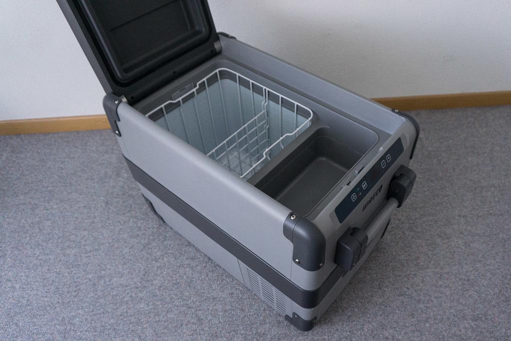 kompressor k hlbox waeco cfx 40 biete vwbusforum ch. Black Bedroom Furniture Sets. Home Design Ideas