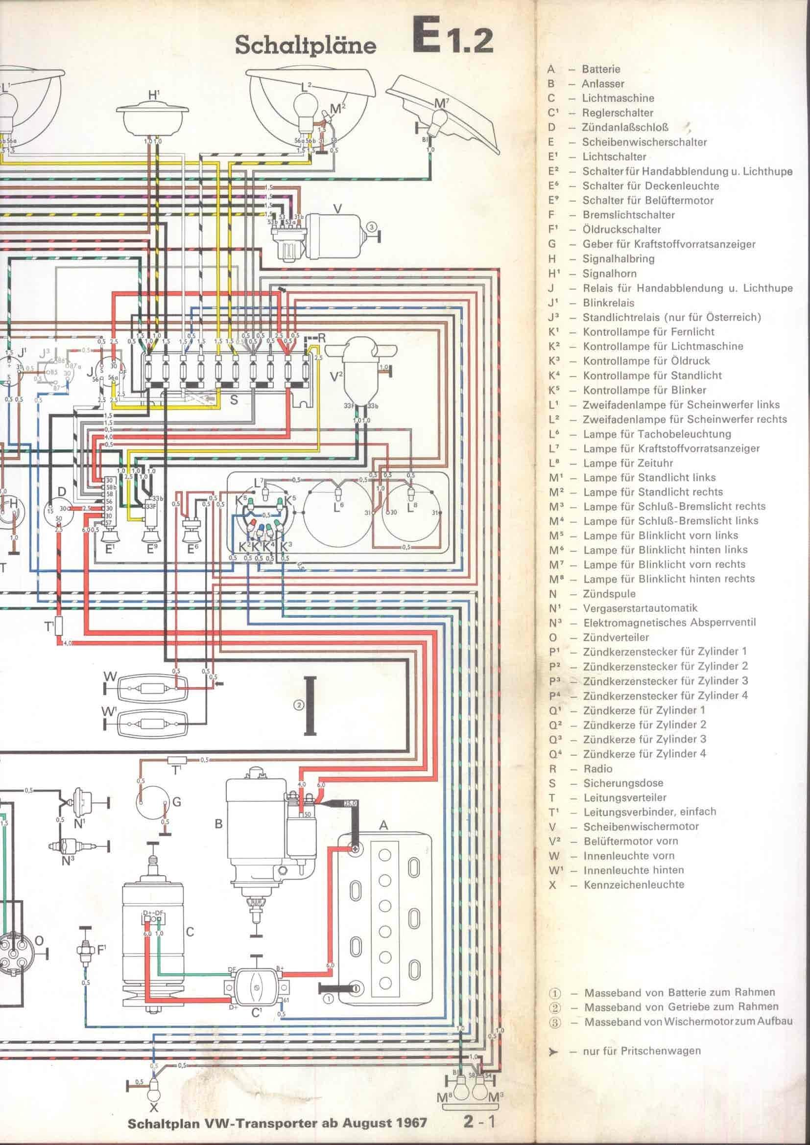 Reglerschalter - Elektronik & Car Hifi - VWBUSFORUM.CH