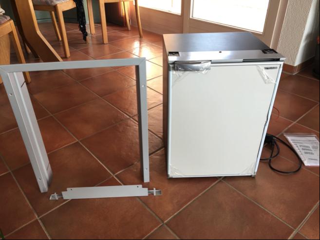 Kühlschrank Vw : Neuer kompressorkühlschrank v v anstelle absorberkühlschrank