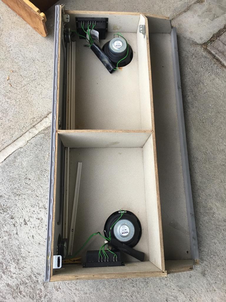 Teile einer Westfalia / Reimo Innenausstattung - Biete - VWBUSFORUM.CH