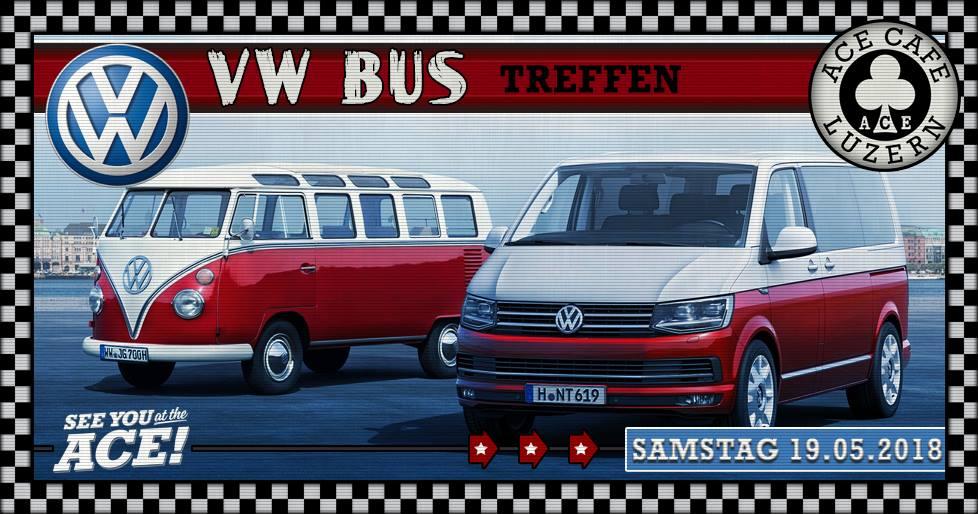 VW Bus Meet