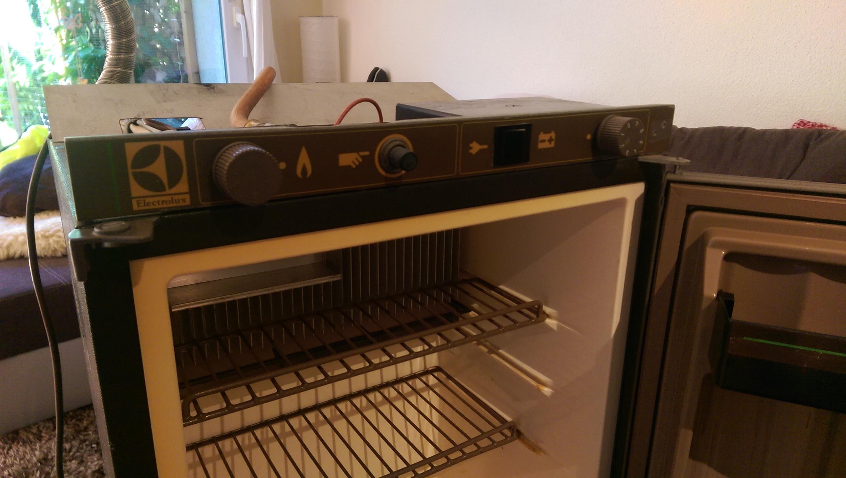 Kühlschrank Elektrolux : Elektrolux rm 185 gl kühlschrank biete vwbusforum.ch